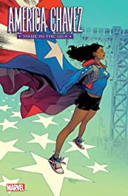 America Chavez: Made In The USA (2021-) #2 (of 5)