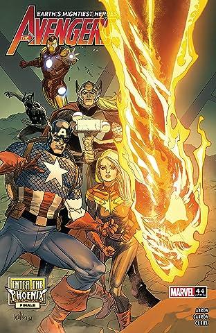 Avengers (2018-) No.44