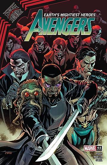 Avengers (2018-) No.45