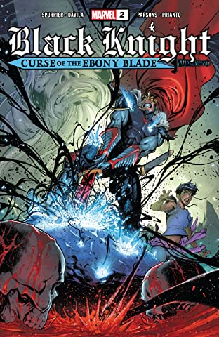 Black Knight: Curse Of The Ebony Blade (2021-) #2 (of 5)