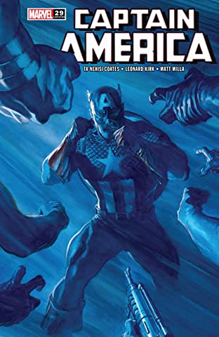Captain America (2018-) #29