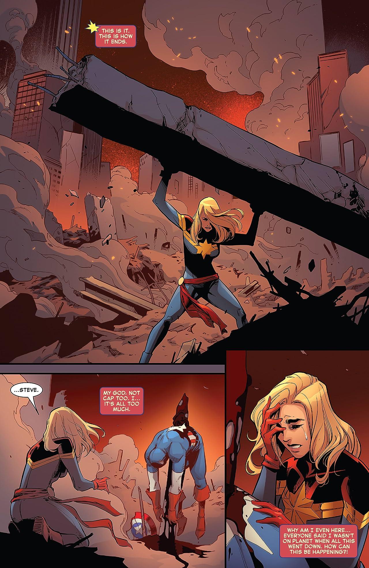 Captain Marvel (2019-) #28