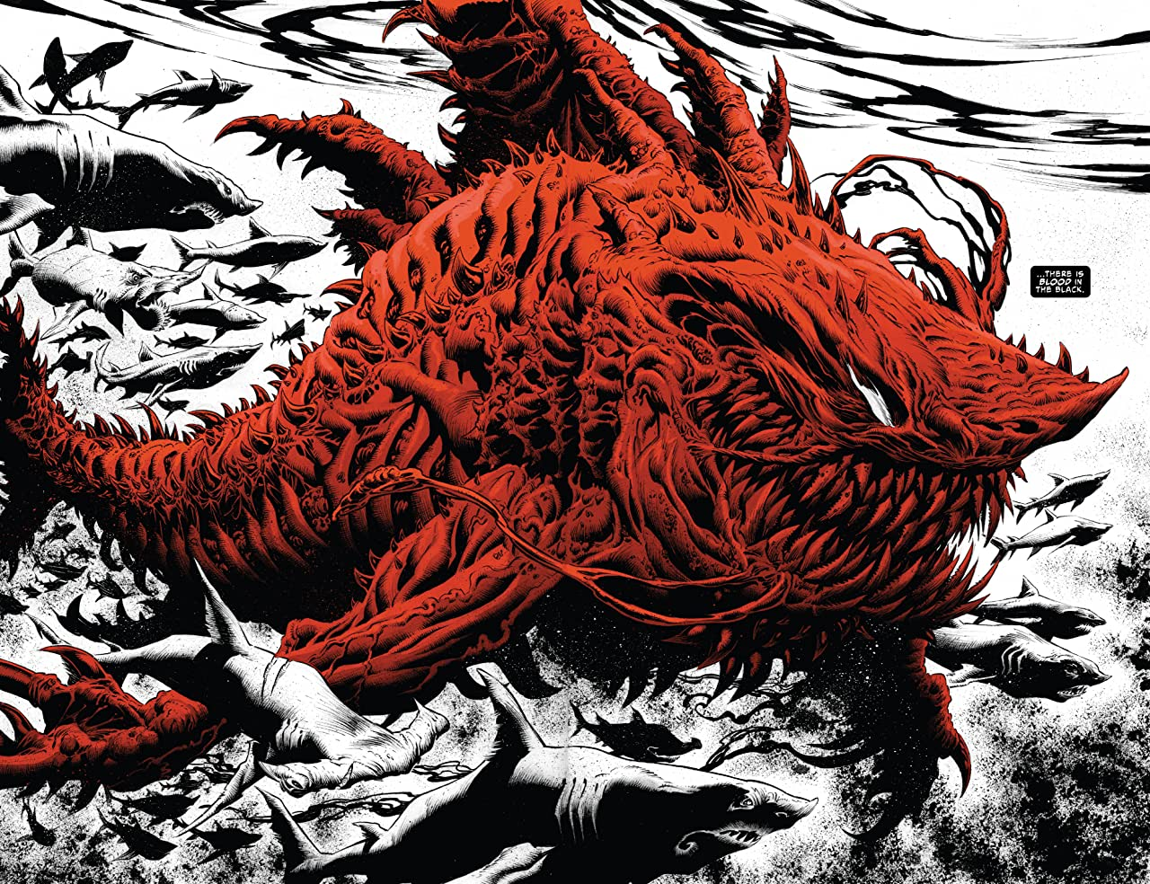 Carnage: Black, White & Blood (2021) #2 (of 4)