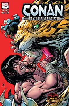 Conan The Barbarian (2019-) #20