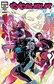 Excalibur (2019-) #20