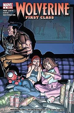 Wolverine: First Class #6