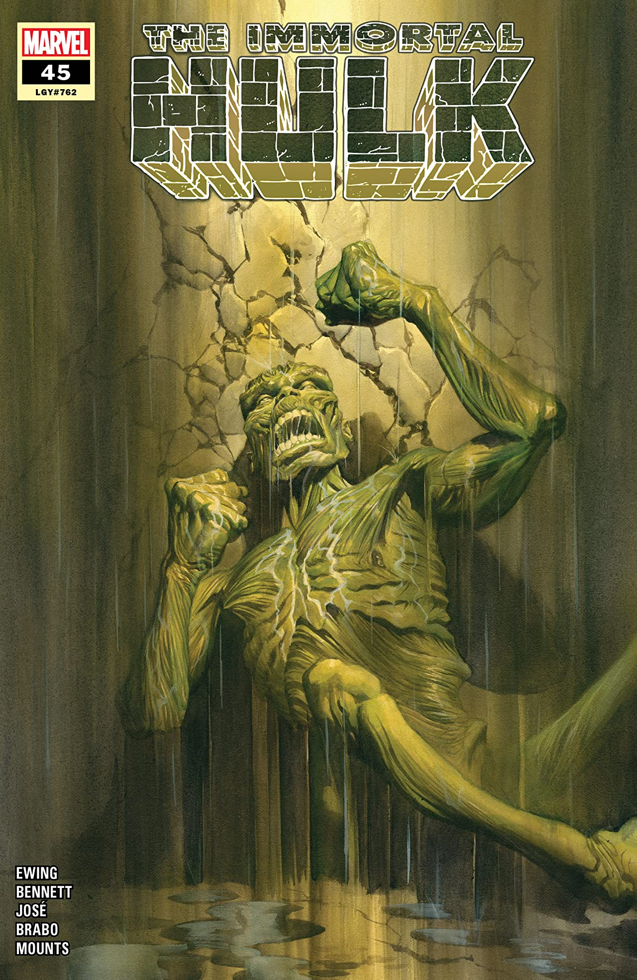 Immortal Hulk (2018-) No.45