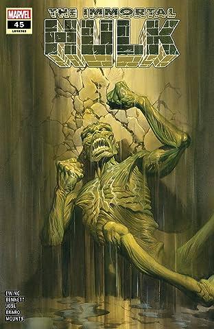 Immortal Hulk (2018-) No.45