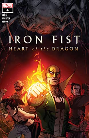 Iron Fist: Heart Of The Dragon (2021-) No.4 (sur 6)