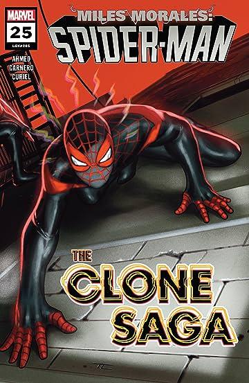 Miles Morales: Spider-Man (2018-) No.25
