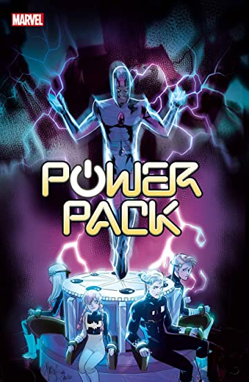Power Pack (2020-) #5 (of 5)