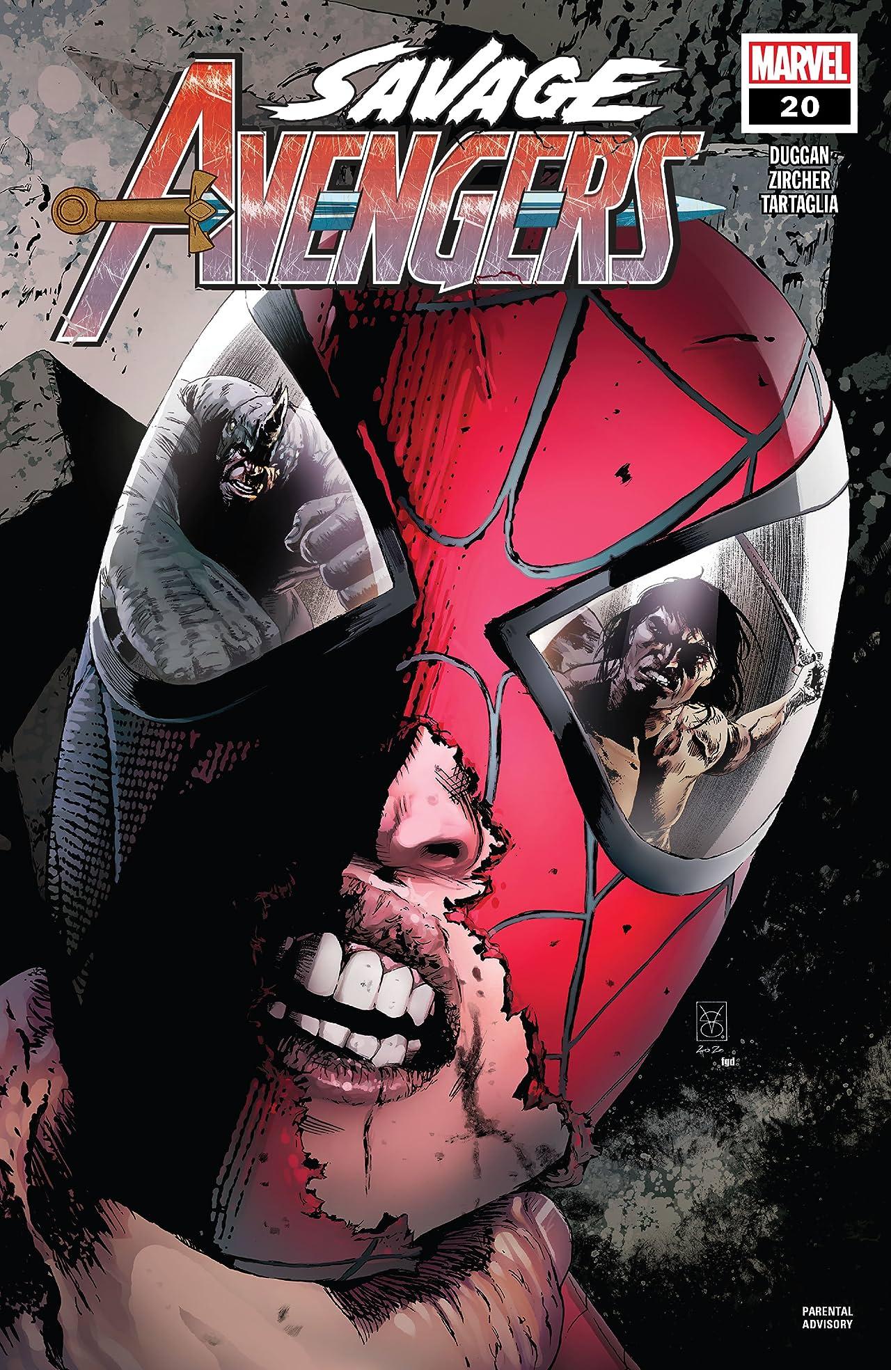Savage Avengers (2019-) #20