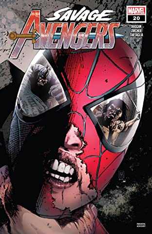 Savage Avengers (2019-) No.20