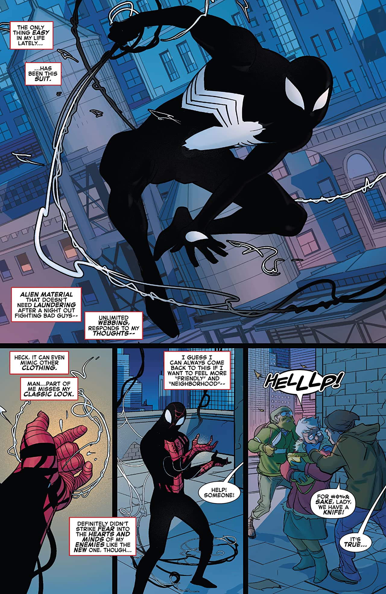 Spider-Man: The Spider's Shadow (2021) #1 (of 5)