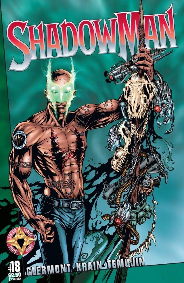 Shadowman (1997-1998) #18