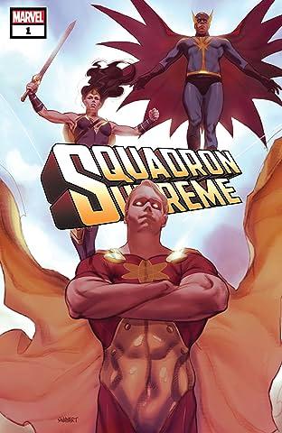 Squadron Supreme: Marvel Tales (2021) No.1