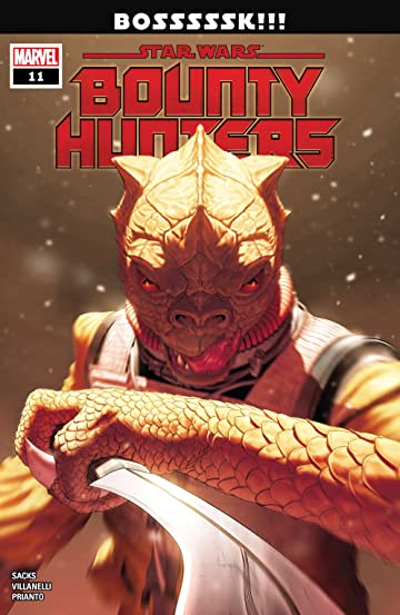 Star Wars: Bounty Hunters (2020-) #11