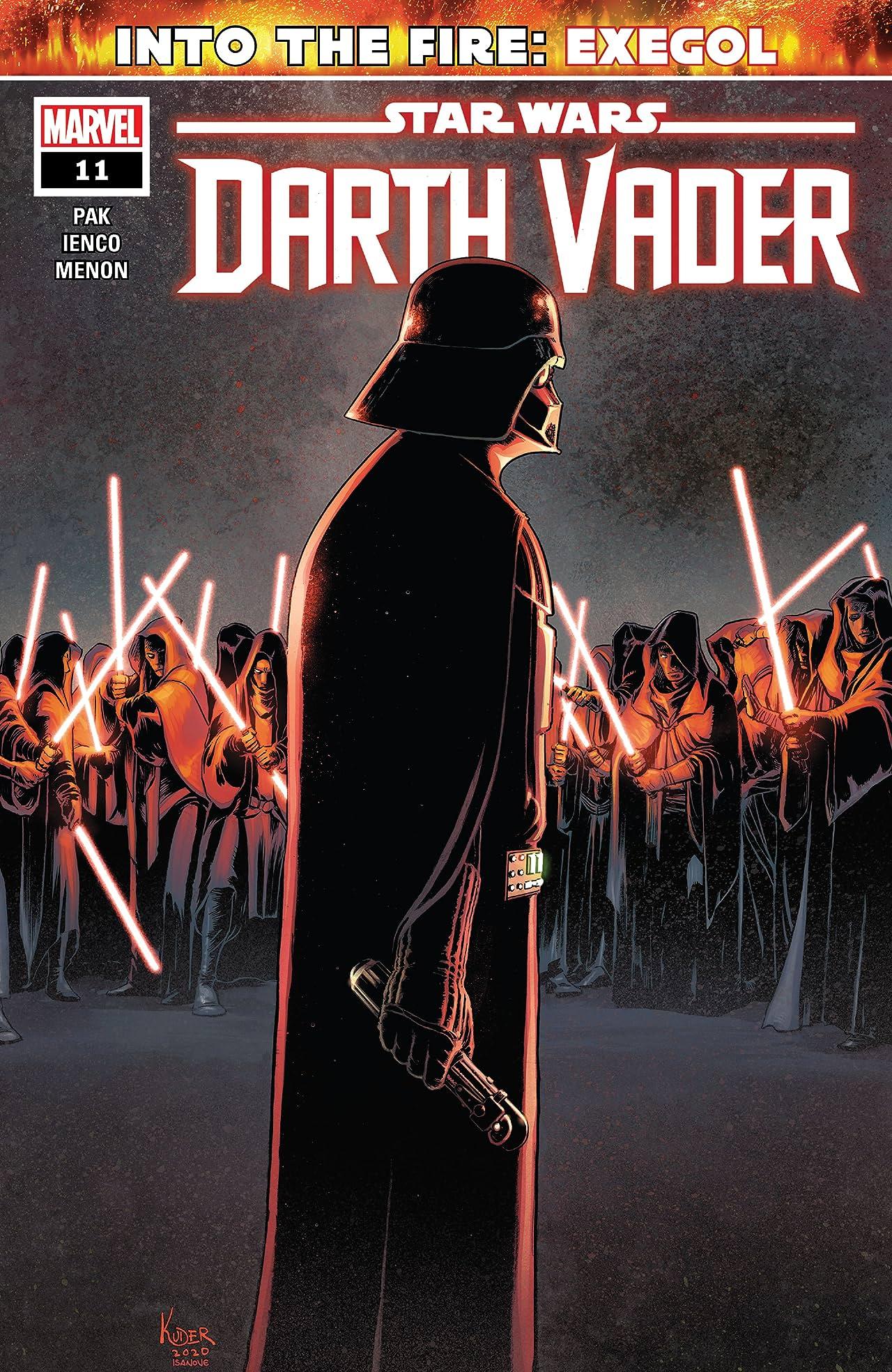 Star Wars: Darth Vader (2020-) No.11