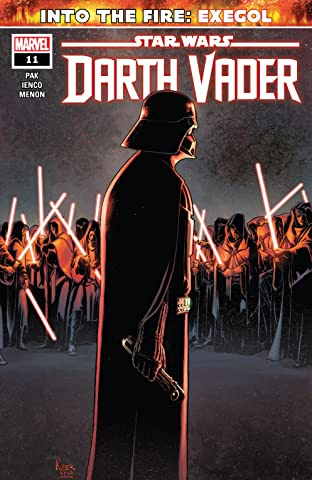 Star Wars: Darth Vader (2020-) #11