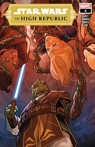 Star Wars: The High Republic (2021-) #4 (of 6)
