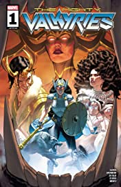 The Mighty Valkyries (2021-) #1