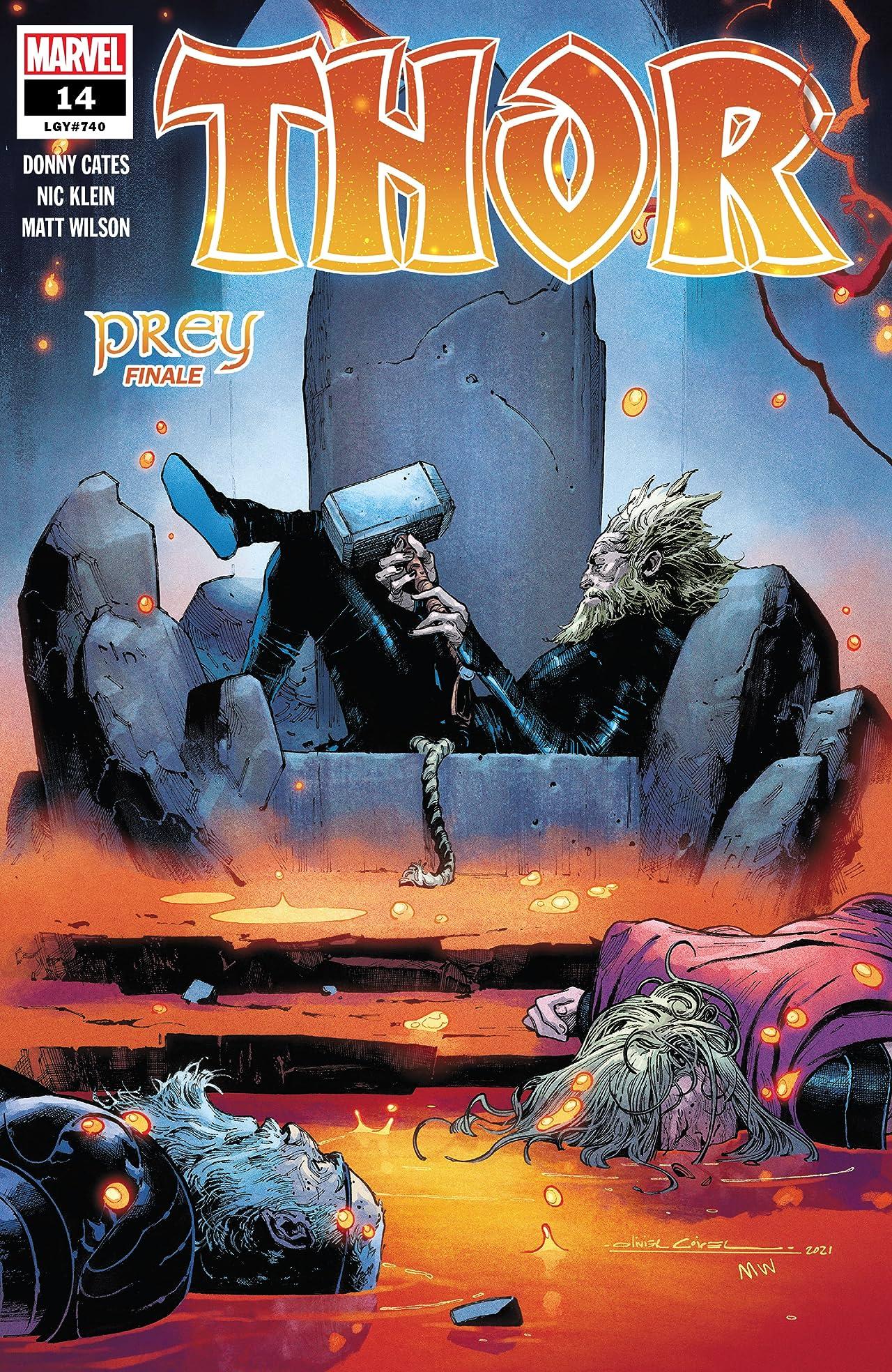 Thor (2020-) #14