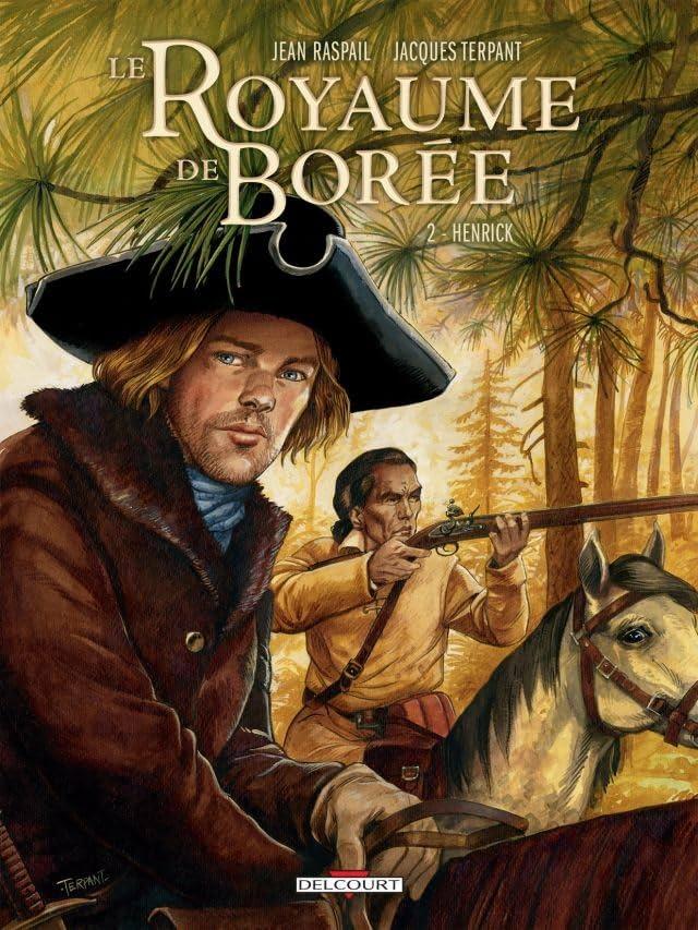 Le Royaume de Borée Vol. 2: Henrick
