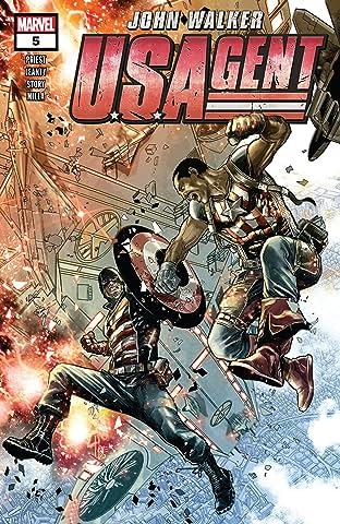 U.S.Agent (2020-) #5 (of 5)