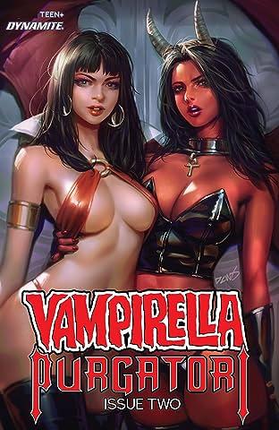 Vampirella VS. Purgatori #2