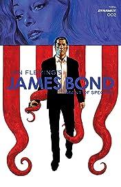 James Bond: Agent of Spectre #2
