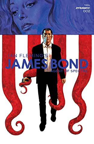 James Bond: Agent of Spectre #2