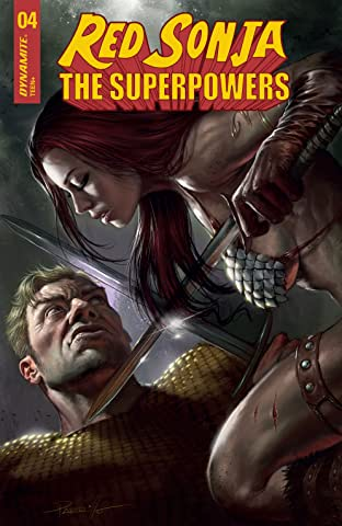 Red Sonja: The Super Powers #4