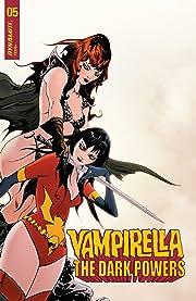 Vampirella: The Dark Powers #5