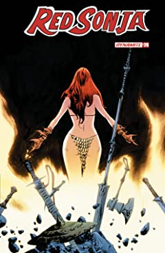 Red Sonja (2019-) #26