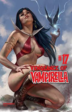 Vengeance of Vampirella No.17