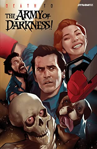 Death to the Army of Darkness Collection