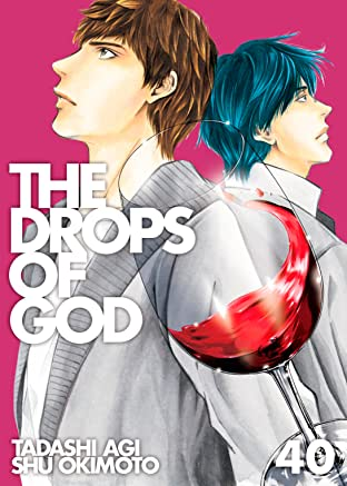 Drops of God (comiXology Originals) Tome 40