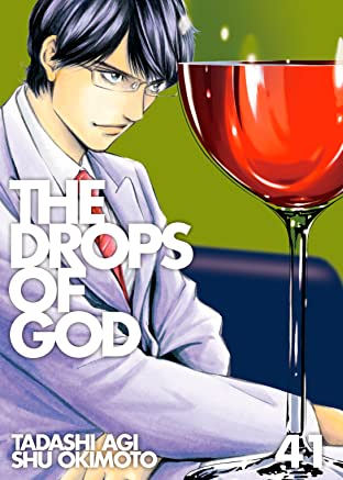 Drops of God (comiXology Originals) Tome 41