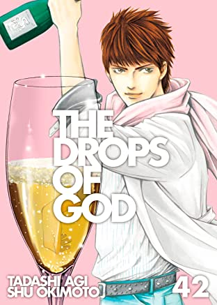Drops of God (comiXology Originals) Tome 42
