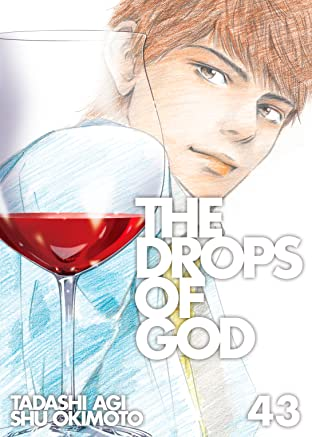 Drops of God (comiXology Originals) Tome 43