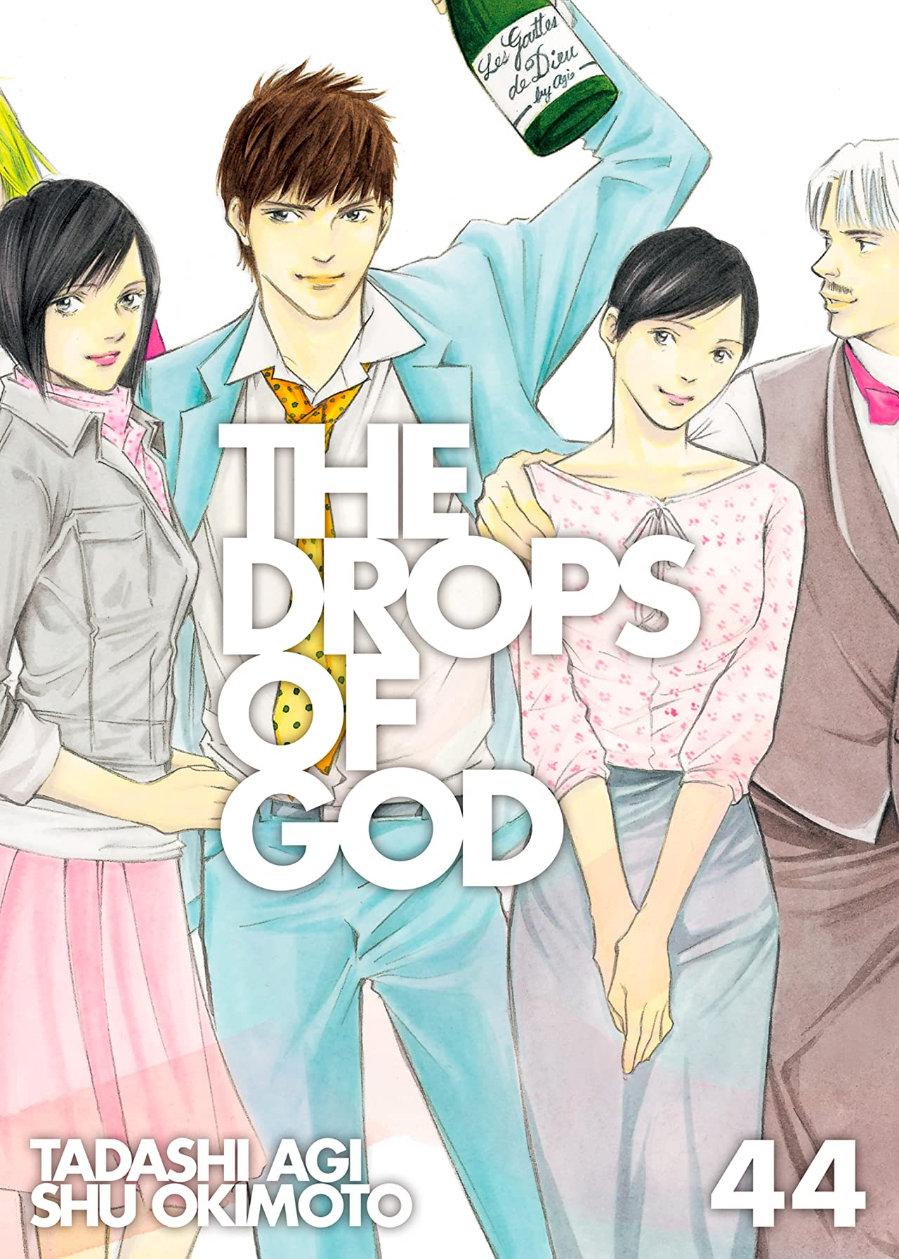 Drops of God (comiXology Originals) Tome 44