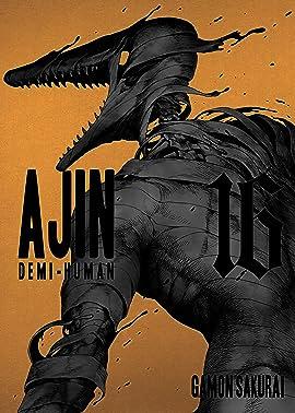 Ajin: Demi-Human Vol. 16