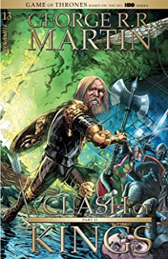 George R.R. Martin's A Clash of Kings Vol. 2 #13