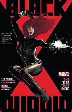 Black Widow by Kelly Thompson Vol. 1: The Ties That Bind