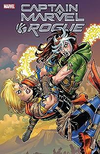 Captain Marvel vs. Rogue