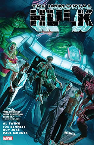 Immortal Hulk Book Three
