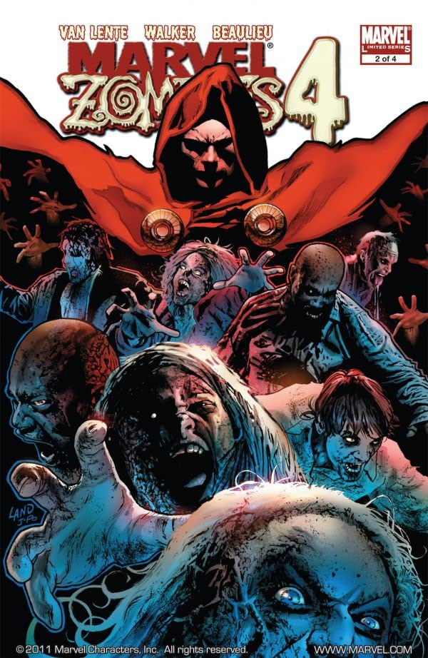 Marvel Zombies 4 #2 (of 4)