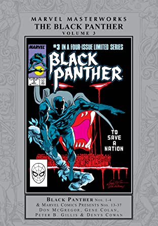 Black Panther Masterworks Vol. 3