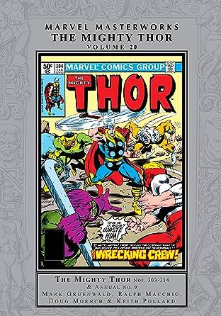 Thor Masterworks Vol. 20