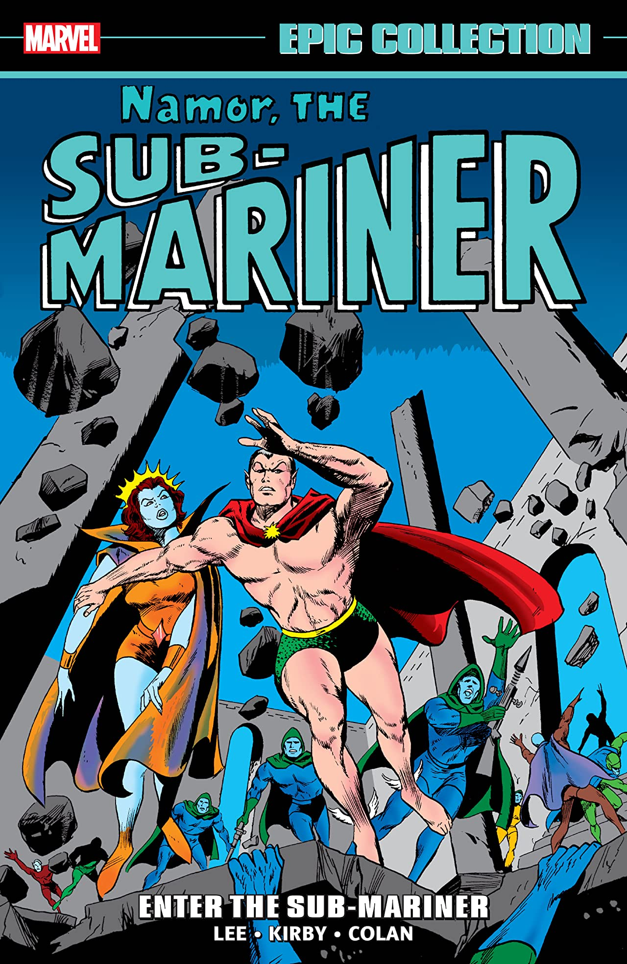 Namor, The Sub-Mariner Epic Collection: Enter The Sub-Mariner